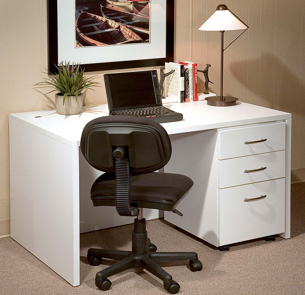TECHLINE Compatible 48u201d Student Desk Is $483 And File Is $ $677