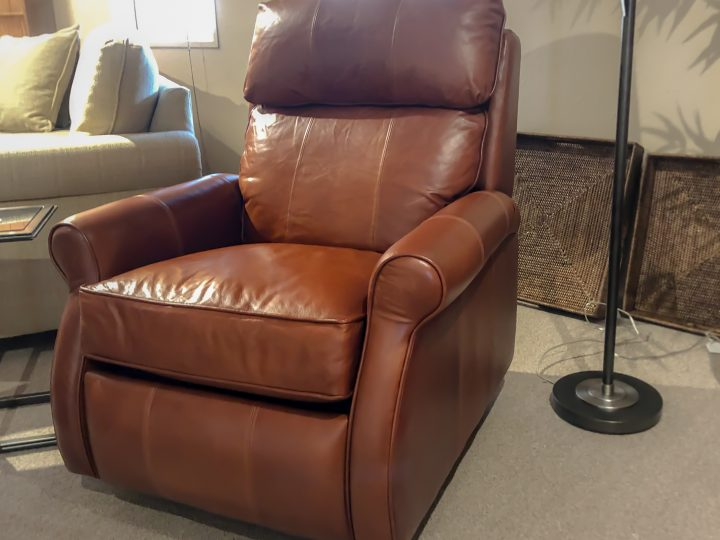 Closeout Sale – Pushback Leslie Recliner – $1349